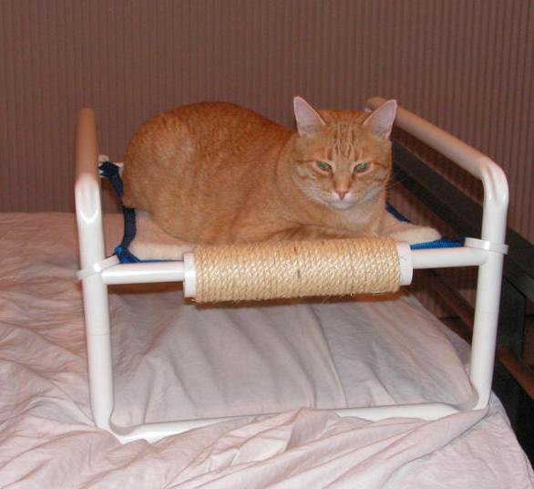 Cat Scratch Roller for Cat Trees