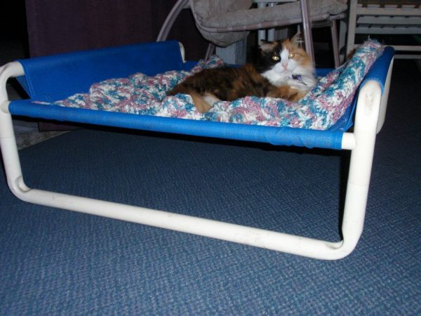 Pet Bed Cross Bar
