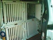 Dog Kennel Double Door Frame