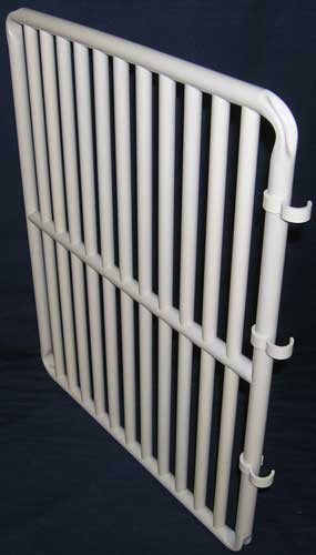"""4' x 6' Roverpet Pet Cage 30"""" Tall"""