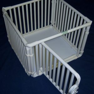 "2' x 2' Roverpet Puppy Pen 18"" Tall"