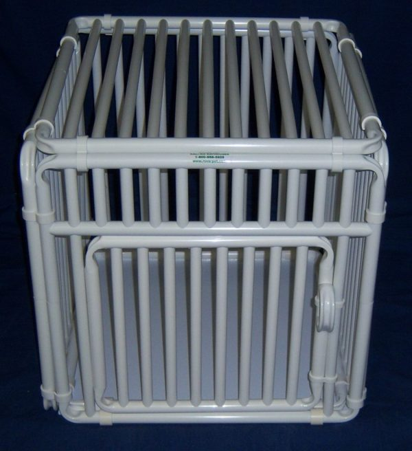 """2' x 2' Roverpet Pet Cage 24"""" Tall"""