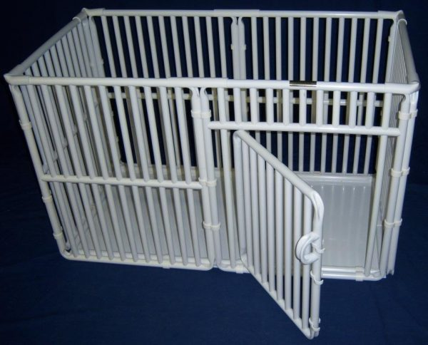 """2' x 4' Roverpet Pet Cage 30"""" Tall"""