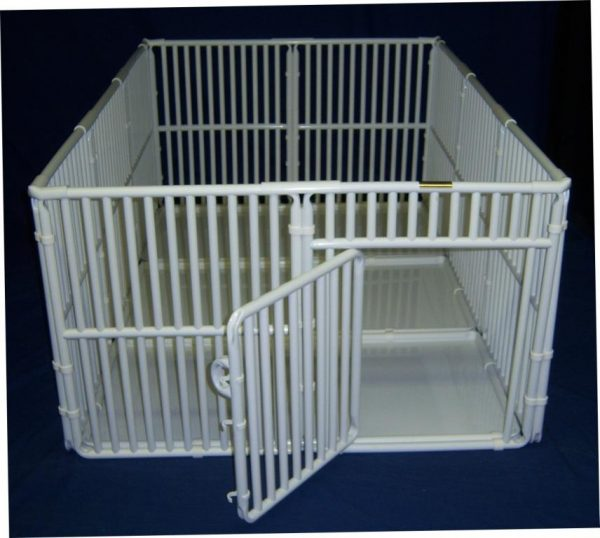 "4' x 6' Roverpet Pet Cage 30"" Tall"