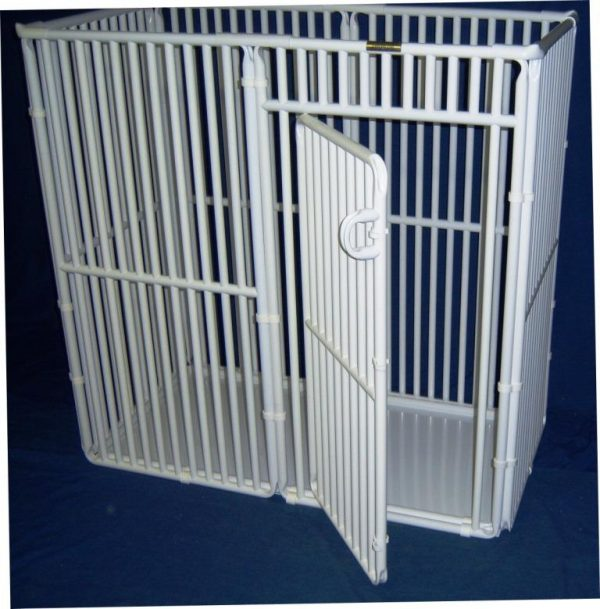 "2' x 4' Roverpet Pet Cage 48"" Tall"