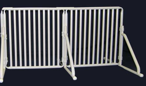 Free Standing Small Dog Gate