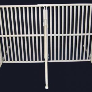 "Free-Standing Gates 30"" high x 48"" wide"