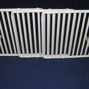 "Free-Standing Expandable Gates 24"" high x 72"" wide"