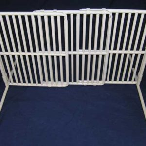 Freestanding Tall Expandable Pet Gate