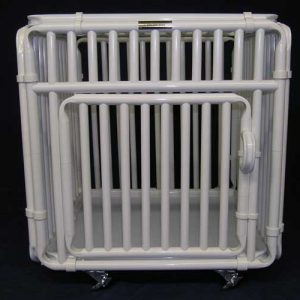 Wheeled Pet Kennel