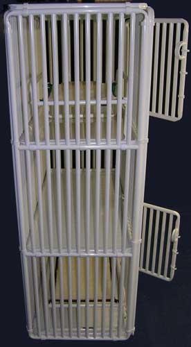 Cat Condo Single Door Frame