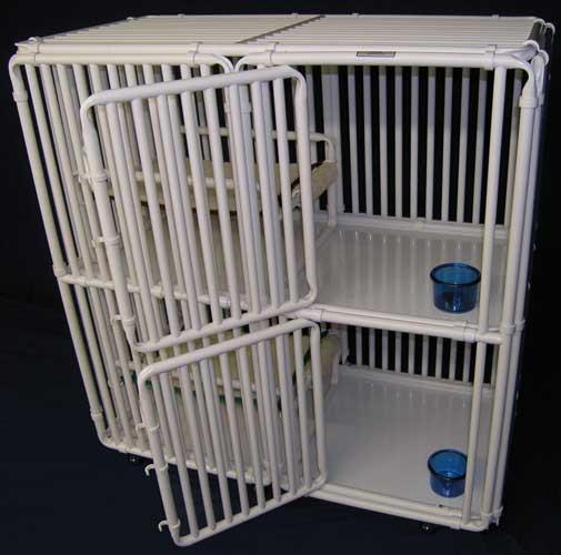Indoor Feline Cage