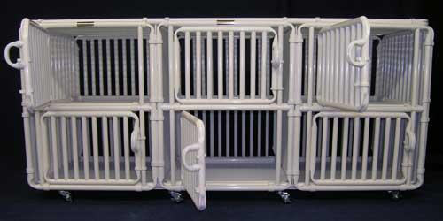 Indoor Puppy Cage