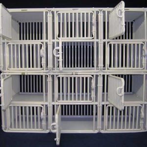 Paws & Claws Resort / Four Level Cat Cage