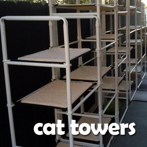 Felines Love Cat Towers