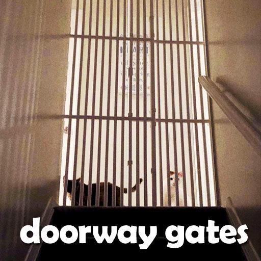 PVC Cat Gate