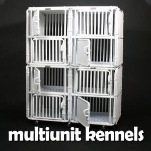 Multi Unit Kennels