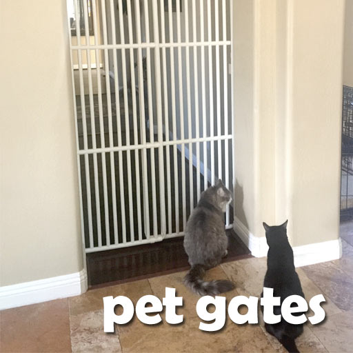 Tall Indoor Cat Gates