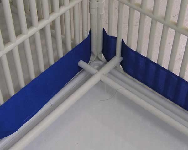 Tubular PVC Leg