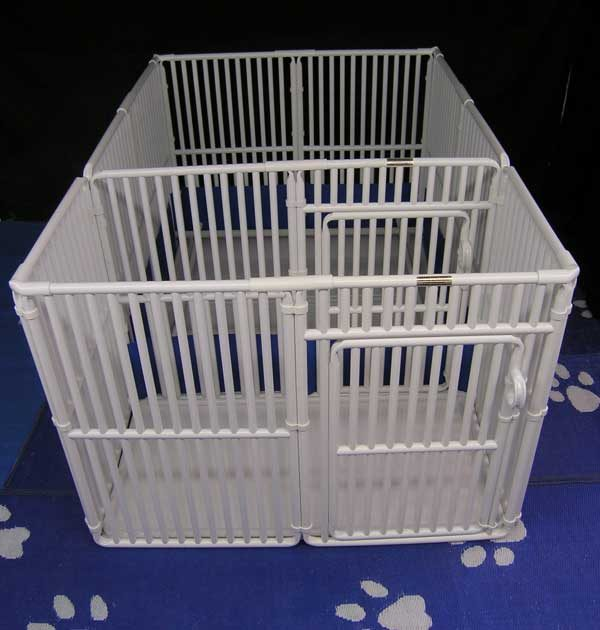"Whelping Pen 36"" high x 48"" long x 24"" wide"