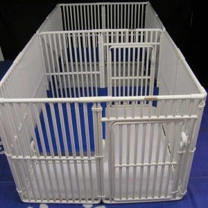 "Whelping Pen 36"" high x 48"" long x 48"" wide"