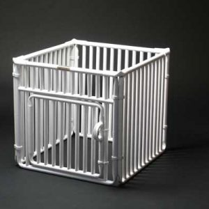 "2' x 2' Roverpet Pet Cage 24"" Tall"