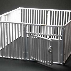 "4' x 4' Roverpet Puppy Pen 18"" Tall"