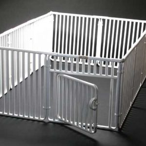 Plastic Indoor Puppy Pen