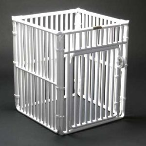 "2' x 2' Roverpet Pet Cage 30"" Tall"