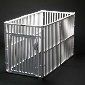 "2' x 4' Roverpet Pet Cage 30"" Tall"
