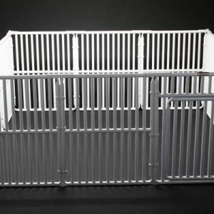 "6' x 6' Roverpet Pet Cage 30"" Tall"