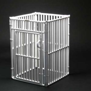 "2' x 2' Roverpet Pet Cage 36"" Tall"