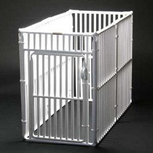 Indoor Plastic Dog Crates