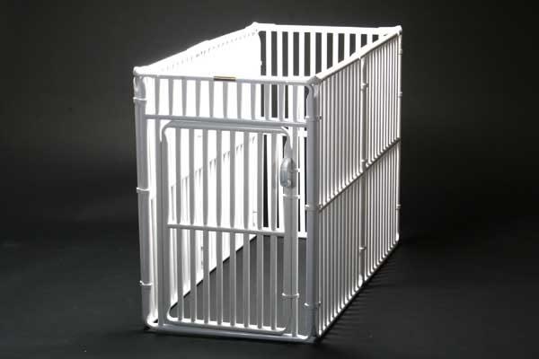 Indoor Plastic Dog Crates
