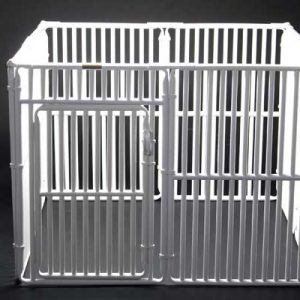 "4' x 4' Roverpet Pet Cage 36"" Tall"
