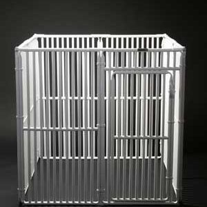 "4' x 4' Roverpet Pet Cage 48"" Tall"