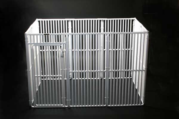 Large Sturdy Plastic Pet Crate