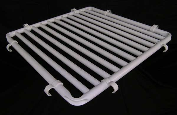 """Roverpet Sealed Cat Cage Top (lid) : 24"""" wide x 24"""" long"""
