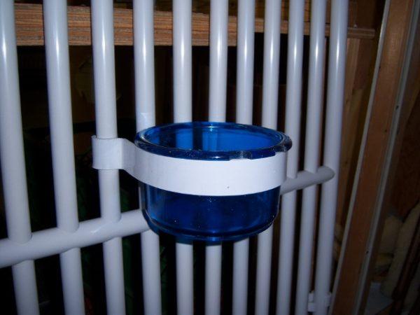 Plastic Pet Bowl Strap