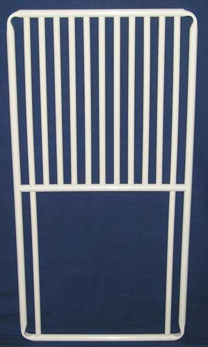"Roverpet Sealed Kitty Cage Single Door Frame Only : 48"" high x 24"" wide"