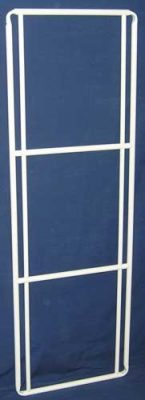 Roverpet Sealed Cat Cage Triple Door Frame Only : 72