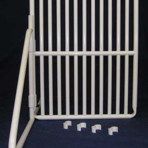 Tall Pet Gate Extensions