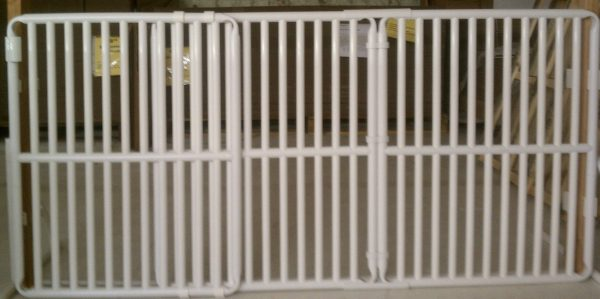 Freestanding Expandable Dog Gates