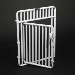 PVC Dog Crate Door / Kitty Condo Single Door