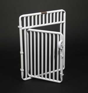 PVC Dog Crate Door