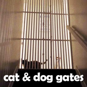 Cat Gates and Dog Gates