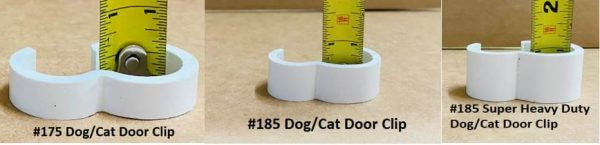 Pet Crate Door Clip
