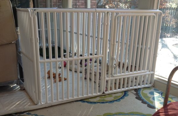 Indoor Puppy Play Pen