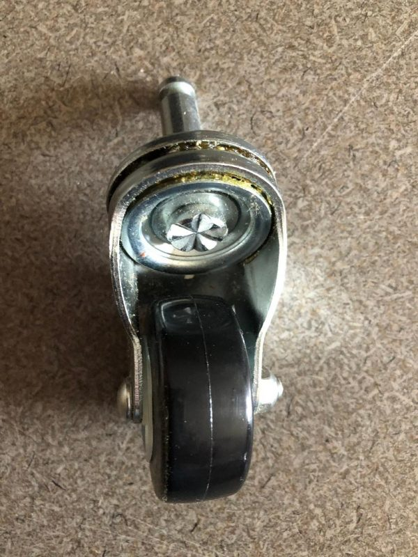 Non Locking Caster Wheel