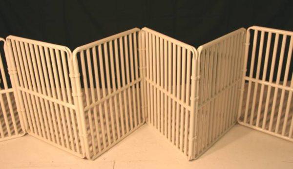 Dog Cage Panels